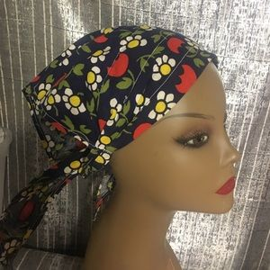 Vintage 1960's / Early 70 head wrap